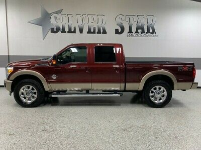 2011 Ford F-250  2011 F250 Lariat 4WD Powerstroke FX4 CrewCab Loaded Xnice TX!