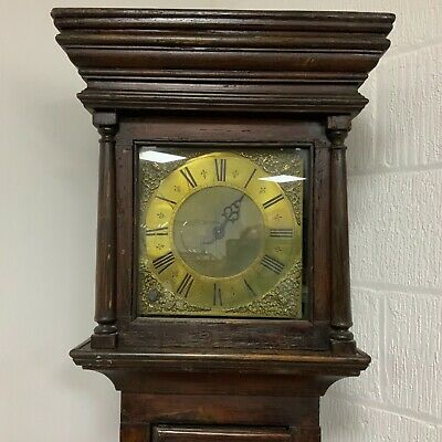 18th century longcase clock Grandfather clock by Richard Steadman of Godalming