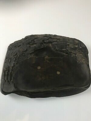 Chinese old Ink Stone with various design