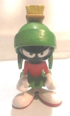 """Marvin the Martian Looney Tunes Warner Brothers Applause 1993 2.5"""" PVC Figure"""