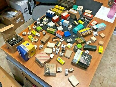 Lot Allen Bradley and other Electrical Components Industrial Inventory one money