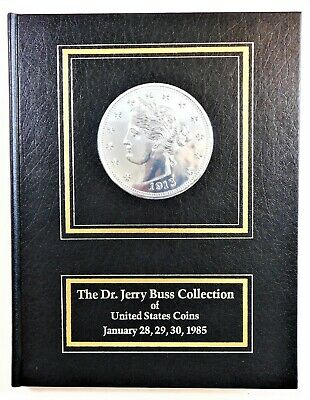 The Dr. Jerry Buss Collection of United States Coins (with autograph)