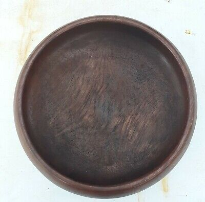 """12"""" Solid Wood Bowl"""