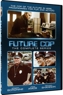 Future Cop: Complete Series (DVD Used Very Good)