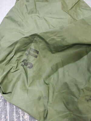 US M1966 Jungle Hammock Without Canopy Nylon 1995 Dated Vietnam Type NOS