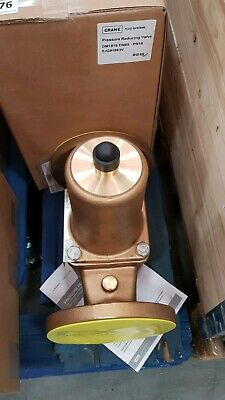 Crane Dn65-Pn16  Dm1816  Pressure Reducing Valve. 16 Available. Free Postage.
