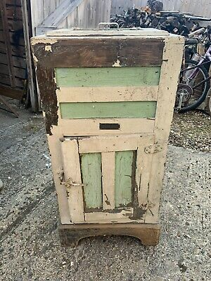 Victorian/Edwardian Ice Box