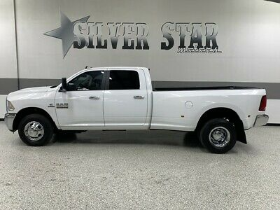 2015 Ram 3500  2015 Ram 3500 DRW RWD SLT CrewCab Cummins Dually Loaded AllPower TXowner