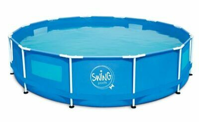 Above Ground Swimming Pool 10ft - 15ft  Filter & heater option NEXT DAY DELIVERY