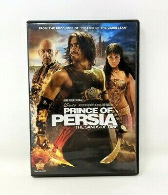 Prince of Persia: The Sands of Time (DVD, 2010, Widescreen) Jake Gyllenhaal FP20