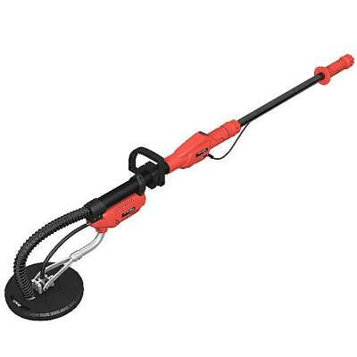 Ceiling Drywall Sander Sanding Pad Commercial Wall Adjustable Electric Machine