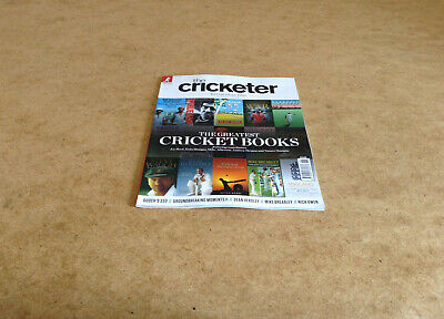 THE CRICKETER ISSUE Vol.100 No.3 JUNE 2020 CRICKETING NEWS REVIEWS CRICKET LIFE