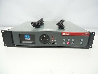 Dolby DSP100 Digital Cinema Show Player HD-SDI Great Condition
