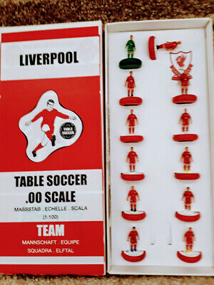 "SUBBUTEO  2K4 LIVERPOOL ""RED ARMY"" PRO RAPTOR BASED and bonus Brighton"