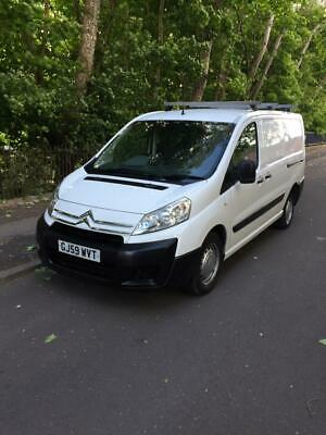 Citroen Dispatch LWB No Vat