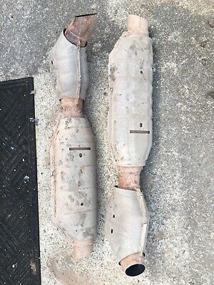 catalytic converter scrap platinum palladium RHODIUM 4 OEM 5.4 ford full cats