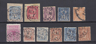 Germany Stamps Private Post Local Stamps Lot of