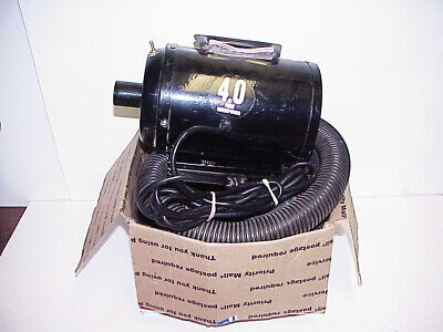 Blower Dryer Car Motorcycle Harley Dog Cow Pets Air House 4.0HP Blow Blaster