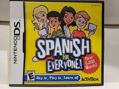 Spanish for everyone! (Nintendo DS)