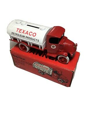 1926 Texaco Mack Tanker, #2 In ERTL Series, Issued 1985,  Mint In Box