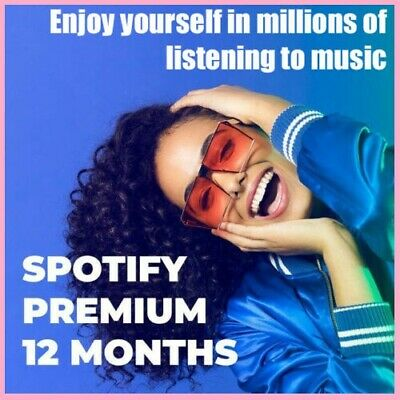 Spotify Premium🌍12 months warranty Spotify Worldwide 🌍Instant delivery