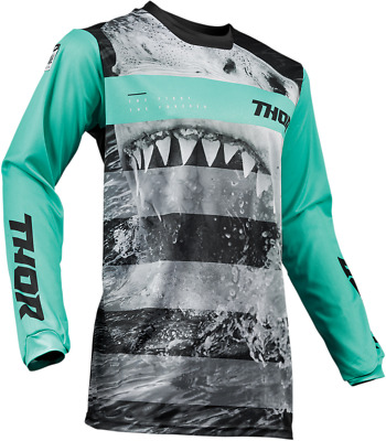 Thor S9 Pulse Savage Jaws Jersey