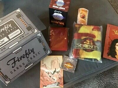 Firefly Cargo Crate  Lootcrate Plus