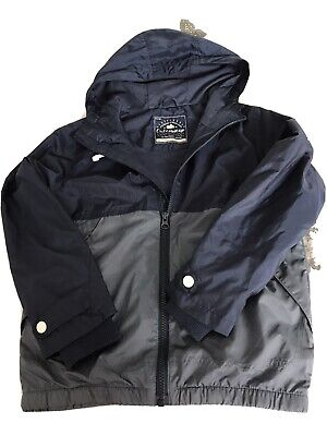 Boys Shower Proof Jacket Age 7 - 8 Years