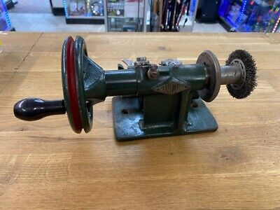 key cutting machine vintage cylinder