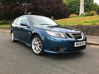 Saab 9-3 1.9TiD ( 120ps ) SportWagon 2008MY Vector Sport