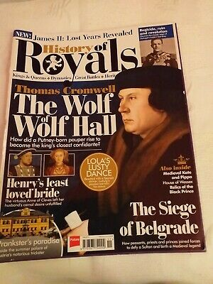 History Of Royals Magazine. The Wolf of Wolf Hall.