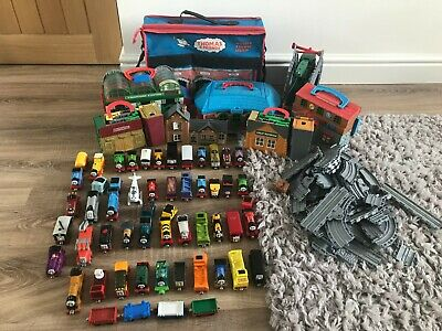 Take N Play 46 Trains Bundle, Play Set From Thomas The Tank Engine Friends #1