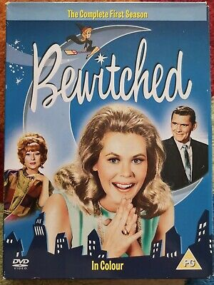 Bewitched complete series 1 dvd