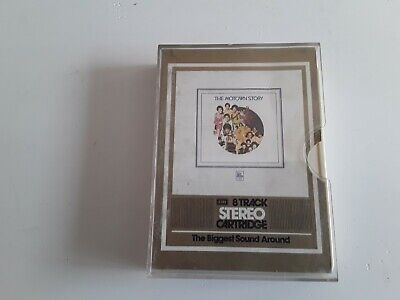 8 Track Cartridge Tape The Motown Story