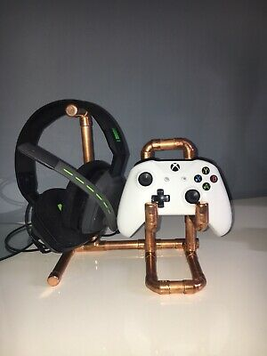 xbox controller and headset stand Steam Punk Stand Only