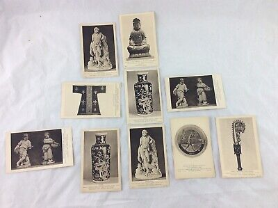 Lot Of 10 Unused V&A Victoria And Albert Museum Antique/Vintage Postcards