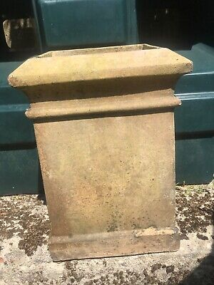 Reclaimed old stone chimney pot