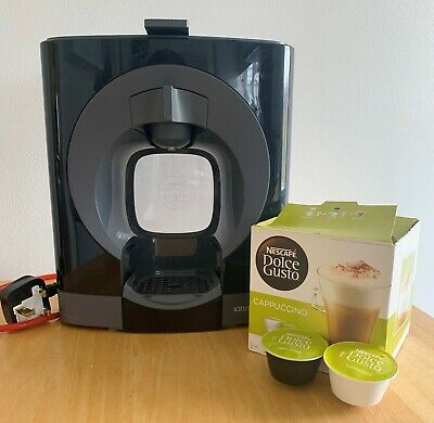 Nescafe Dolce Gusto By Krups Coffee Machine And Pods  Kp110840  - Used
