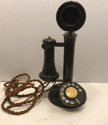 Early No. 150 Dial Candlestick Telephone