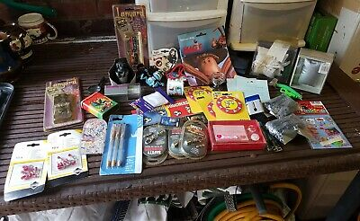 Job Lot Of Mixed Car Boot Items Still In Packets