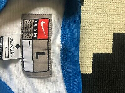 Finland Nike ice hockey jersey, size large in good condition