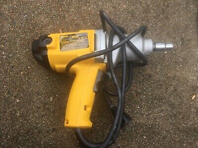 DEWALT DW290 1/2-Inch Heavy-Duty Electric Impact Wrench