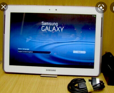 "Samsung Galary Tab2 10.1""  Model GT-P5110- Used"
