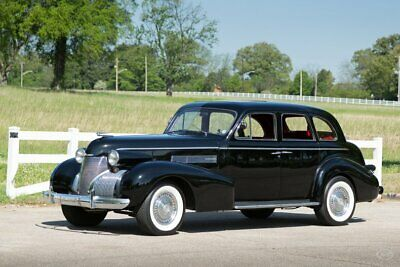 1939 Cadillac Series 61  You're a Celebrity in this Rare and Exceptional 1939 Cadillac