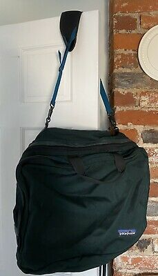 Vintage Patagonia Convertible Backpack Carry On Luggage 48101