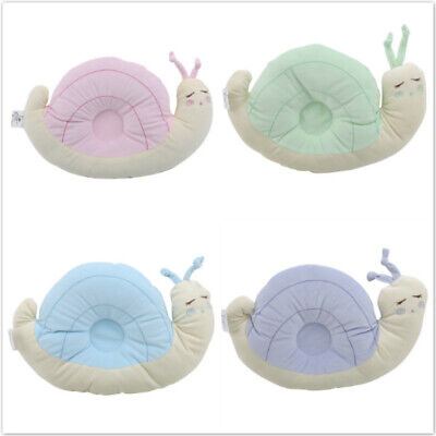 Comfy Baby Pillow Shaping Cushion Bedding Cute Newborn Portable Sleep Support
