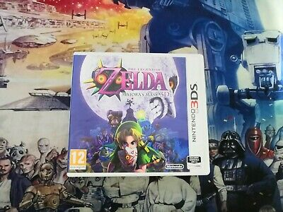 The Legend of Zelda : Majora's Mask 3D - Nintendo 3DS - Comme NEUF