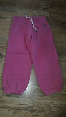 Next Girls Tracksuit Bottoms In Pink Colour, Size 3-4 Years Old, Elastic Waist