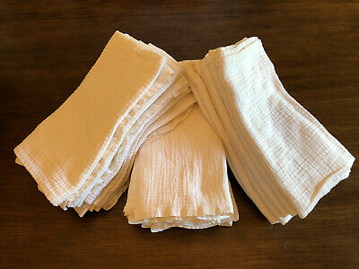 Cloth-eez OS Muslin Diapers Qty 18