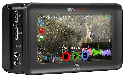 Atomos Ninja Blade 5.12 with battery and charger